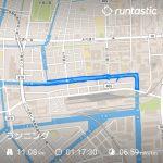 11km 1:17:30 6:59min/km